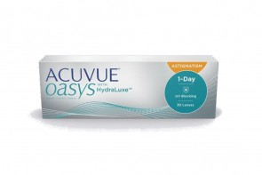 ACUVUE OASYS 1 DAY for ASTIGMATISM 30L