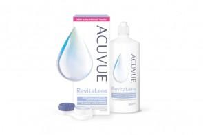 Produits d'entretien Acuvue/Complete RevitaLens - Flacon de 360ml