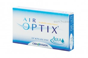 Verres de contact Air Optix Aqua 3l