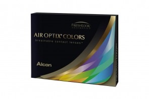 Verres de contact Air Optix Color 2l