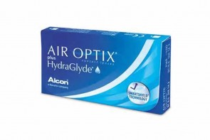 Verres de contact Air Optix Hydraglyde 3l