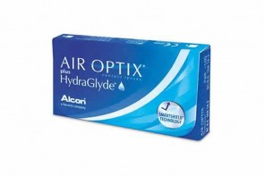 Verres de contact Air Optix Hydraglyde 6l