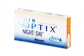Verres de contact Air Optix Aqua Night and Day 6l