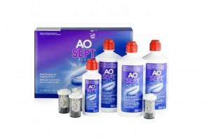 Aosept Plus PACK ECO 3x360 ml + 90 ml