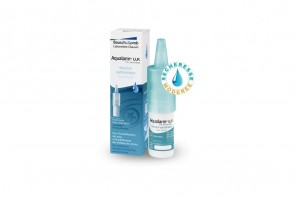 Produits d'entretien pour lentilles de contact Aqualarm UP - Flacon de 10ml