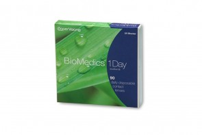 Verres de contact Biomedics 1 Day 90l
