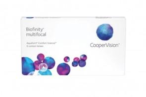 Verres de contact Biofinity Multifocal 6l