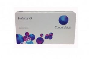 Verres de contact Biofinity XR 6l