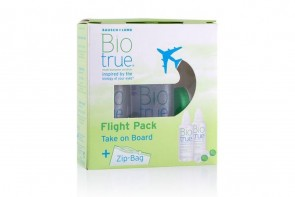 Biotrue Flight Pack - 2 flacons de 60ml