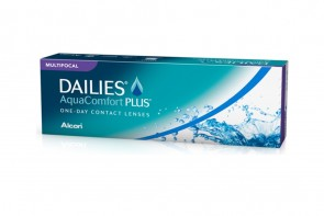 Verres de contact Dailies Aqua Comfort Plus Multifocal 30l