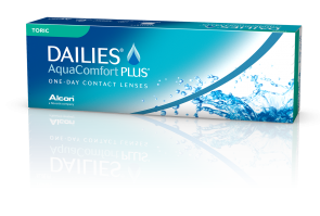 Verres de contact Dailies Aqua Comfort Plus Toric 30l