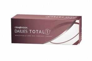 Verres de contact Dailies Total 1 30l