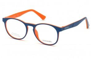 Lunettes de vue Diesel DL5301 092 - Bleu/Orange