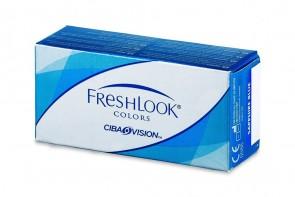 Verres de contact Freshlook Colors