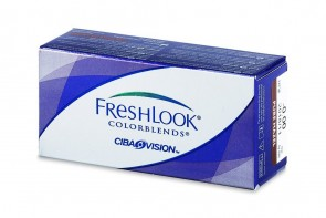 Verres de contact Freshlook Colorblends