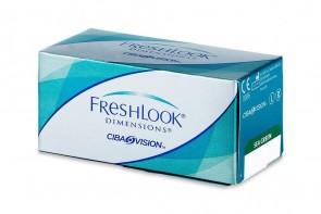 Verres de contact Freshlook Dimensions 6l