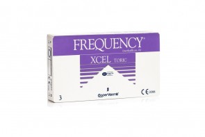 Verres de contact Frequency Xcel Toric