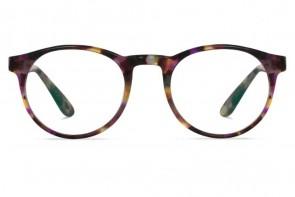 Lunettes de vue Jack & Francis Jacky 48mm Ibiza Star tortoise - vue de face
