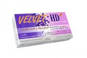 VELVET HD + Multifocale TORIC 3L