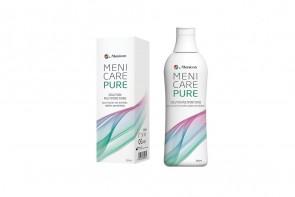 Produits d'entretien pour lentilles de contact Menicare Pure - Flacon de 250ml