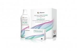 Produits d'entretien Menicare Pure - 2 flacons de 250ml + Progent 5 traitements