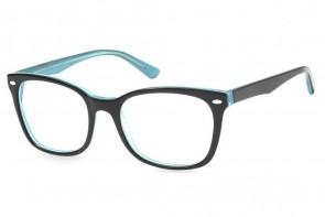 Ma 1ère Monture MPMA89 - 52mm - Black / Clear turquoise