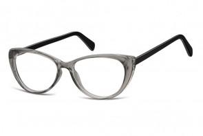 Lunettes de vue Ma 1ère Monture MPMAC19 - Crystal grey - Black