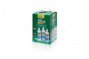 Produits d'entretien pour lentilles de contact Opti-Free Replenish - 3 flacons de 300ml