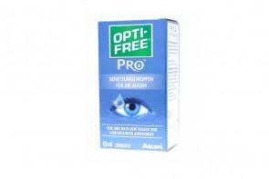 Produits d'entretien pour lentilles de contact Opti-Free Pro Lubifiant - Flacon de 10ml