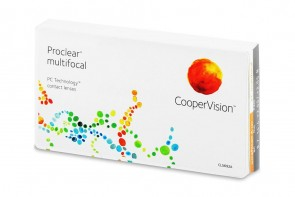 Verres de contact Proclear Multifocal XR 6l