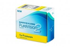 Verres de contact Purevision 2 HD Multifocal