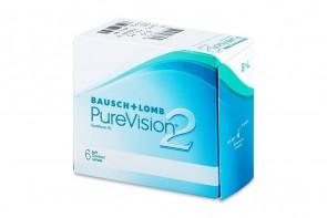 Verres de contact Purevision 2 HD