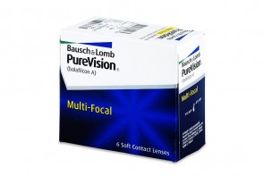 Verres de contact Purevision Multi-focal