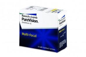 Verres de contact Purevision Multi-focal