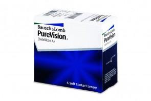 Verres de contact Purevision