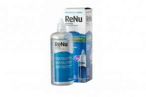 Produits d'entretien pour lentilles de contact Renu Multiplus - Flacon de 360ml