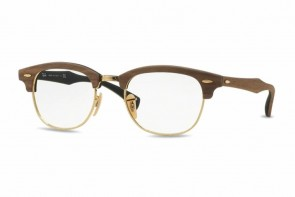 Ray Ban Clubmaster Wood RX 5154M