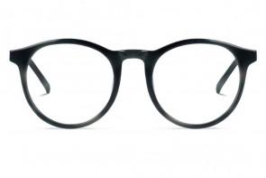 Lunettes de vue Battatura Salvatore 46.5mm Dark Gentlemans Grey - Face
