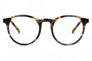 Lunettes de vue Battatura Salvatore 46.5mm Stripeology - Face