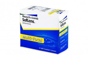 Verres de contact Soflens Mutli-focal