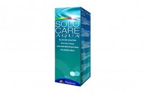 Produits d'entretien pour lentilles de contact Solo Care Aqua - Flacon de 360ml