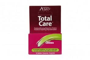 Produits d'entretien pour lentilles de contact Total Care Déprotéinisation - 10 comprimés