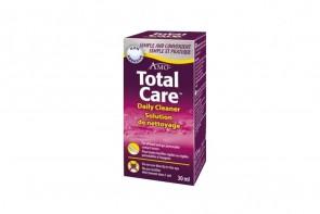 Produits d'entretien pour lentilles de contact Total Care Nettoyage - Flacon de 30ml