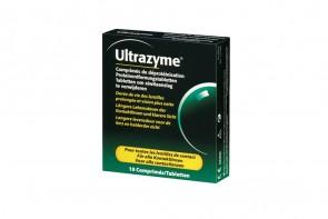 Produits d'entretien Ultrazyme - 10 comprimés