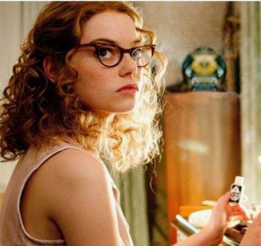Lunettes de vue Emma Stone
