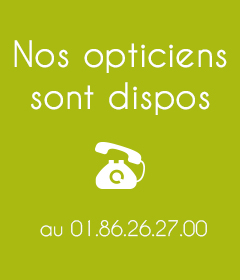 nos opticiens sont joignables