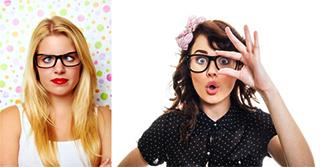 En effet, vos lunettes choisies trop larges, et les yeux se retrouvent trop  proches du pont et donnerons l impression que vous louchez, trop petites,  ... b7c806496555